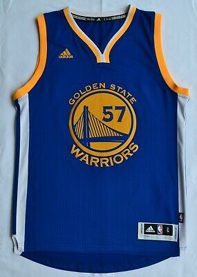 AU30 • Buy Golden State Warriors Adidas Swingman NBA Jersey 57 Sanderson US Size S
