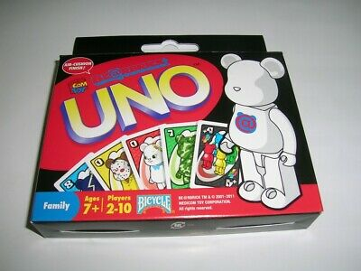 $19.49 • Buy 1 Deck BICYCLE UNO Bear Brick PLAYING CARD--S1031663505-甲F1