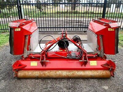 AU11950 • Buy Late Model 2017 Trimax Stealth S3 340 Tractor/Finishing Mower/Slasher