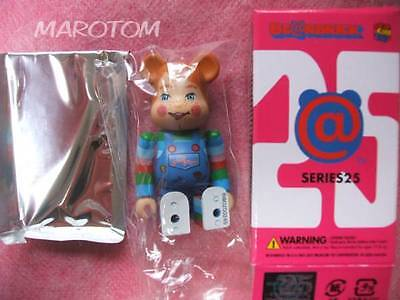 $39.99 • Buy Medicom Bearbrick Series 25 S25 Horror Child Play 2  Chucky