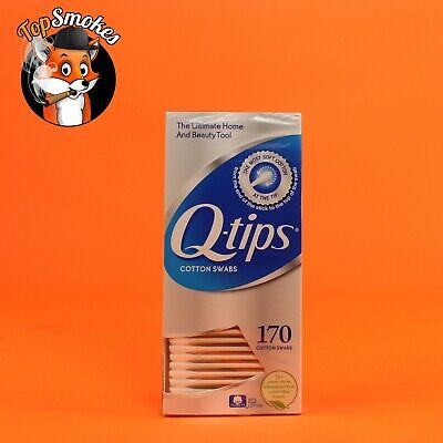 $ CDN7.56 • Buy COTTON SWABS BY Q TIPS FOR UNISEX 170 PC SWABS Free Shipping Bulk Deals