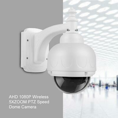 AHD 1080P 5XZOOM IR Cam Outdoor PTZ Speed Dome Security Camera IP Night Vision • 75.98£