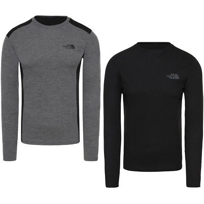 THE NORTH FACE Easy Base Layers Thermal Top Under Shirts Mens All Sizes New • 49.99£