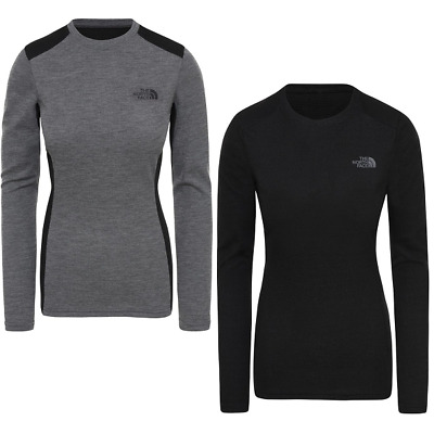 THE NORTH FACE Easy Base Layers Thermal Top Under Shirts Womens All Sizes New • 49.99£