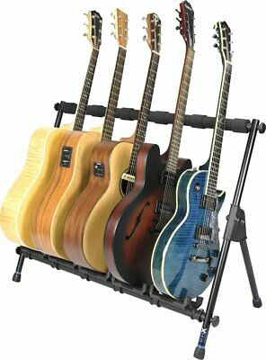$ CDN201.07 • Buy RBXS Multi-Guitar Stand (Holds 5)