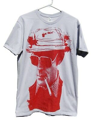 $25 • Buy Hunter S. Thompson T-Shirt (Gonzo / Fear And Loathing Las Vegas / Rum Diary)