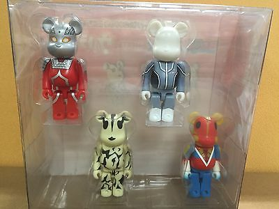 $99.99 • Buy Medicom Ultraman Bearbrick Series 2  Ultr@  100% Be@rbrick Boxset