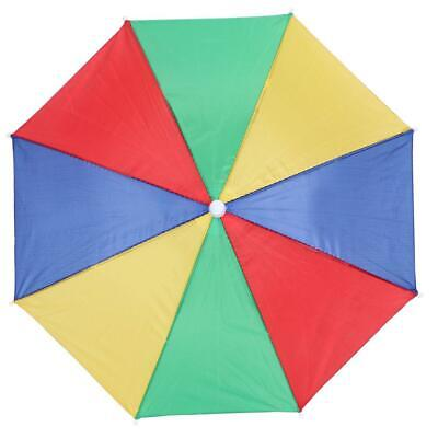AU10.50 • Buy Umbrella Hat, Cute Lovely Colorful Stylish Umbrella Hat Toy Umbrella For Fishing
