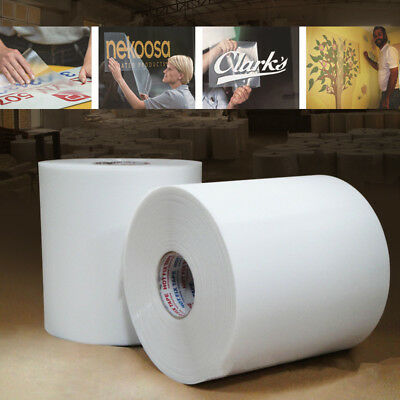 10metre Clear Vinyl Application Tape For Car Wall Craft Art Decal Transfer Paper • 2.99£