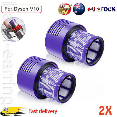 AU24.99 • Buy Replace For Dyson V10 Absolute Animal Motorhead SV12 Vacuum Cleaner Filter 2Pack