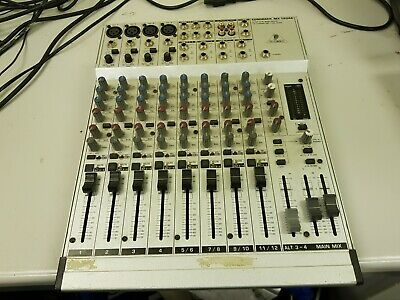 £39.99 • Buy Behringer Eurorack Mx1604a 16-channel Mic / Line Mixer . 100% Untested.