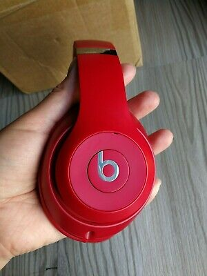 Beats By Dr. Dre Studio 3 Wireless Over-Ear Headphones - Red • 129£