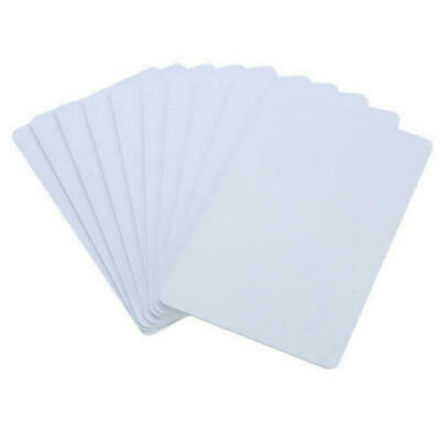 AU2.99 • Buy NEW NTAG215 NFC WHITE CARD TAG RFID TagMo ANDROID TYPE2 PHONE FORUM SWITCH CHIP