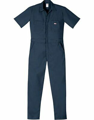 $27.95 • Buy Genuine Dickies Short Sleeve Coverall FAST FREE USA SHIPPING