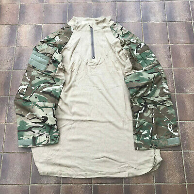 British Army 1st Gen Flame Fire Retardant MTP UBACS Shirt, NEW Size 2XL • 19.95£