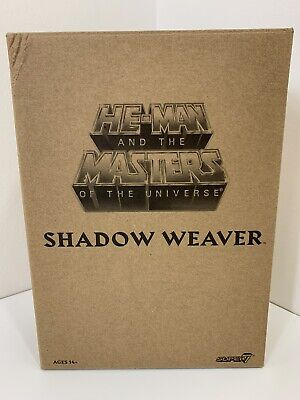 $49.99 • Buy He-Man Masters Of The Universe Super 7 Club GraySkull Shadow Weaver