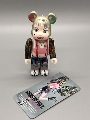 $24.99 • Buy Medicom 100% Be@rbrick Series 39 Harley Quinn Bearbrick JUSTICE LEAGUE BirdsPrey