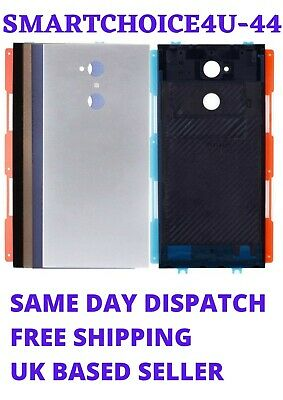 $ CDN17.17 • Buy Sony Xperia XA2 Ultra Battery Back Cover/Back Panel Shell Replacement Part Black