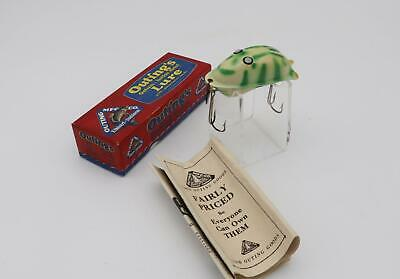$ CDN393.35 • Buy Vintage Outings Deweys Getum  New Old Stock In Box Indiana Fishing Lure