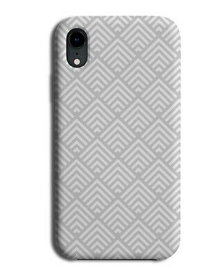 Tribal Grey Tile Spirals Phone Case Cover Spiralling Spiral Lines Pattern F151  • 9.99£