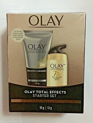 AU20 • Buy Olay Total Effects 7 In 1 Starter Set Vitamin Enriched For Fresh & Radiant Skin