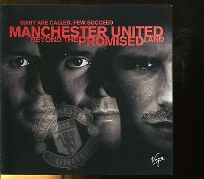 Manchester United / Beyond The Promised Land • 3.25£