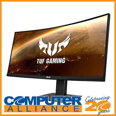 AU899 • Buy 35  ASUS VG35VQ TUF FreeSync WQHD Curved Gaming Monitor With Height Adjust