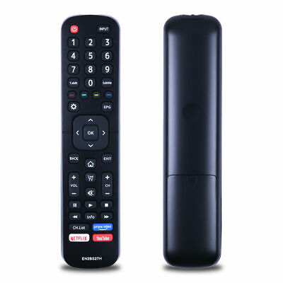 AU18.30 • Buy NEW EN2BS27H TV Remote Control For Hisense 50R5 55R5 58R5 65R5 AU NETFLIX PRIME