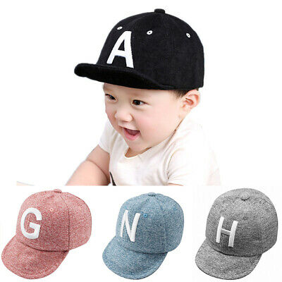 £4.39 • Buy Fashion Baby Hat Baseball Cap Sun Protection For Toddler Kids Cotton Hat