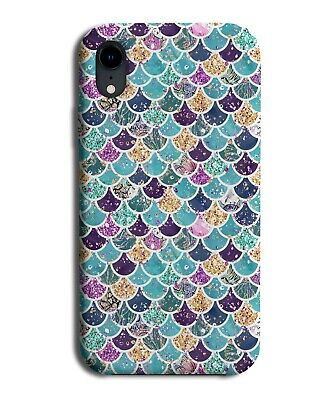 Colourful Mosaic Mermaid Tiles Phone Case Cover Scales Scale Mermaid Tail K949 • 9.99£