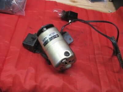 Morse FA630 Sewing Machine Motor Light On/Off  Ym-40-8  • 18.70£