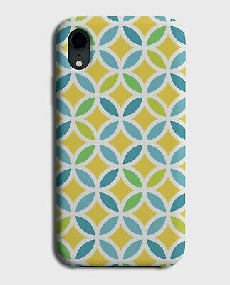 Stylish Geometric Pattern Phone Case Cover Design Shapes Mosaic Tile Tribal G476 • 9.99£