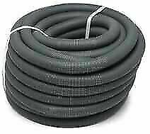 3m Caravan / Motorhome Waste Water Pipe 28.5mm ID Convoluted Grey Hose 3 Metre • 7.99£