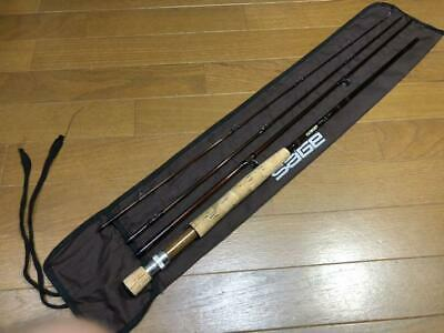 $300 • Buy SAGE 783-4 GFL 8'3  #7 4Piece Fly Rod Fishing With Case F/S