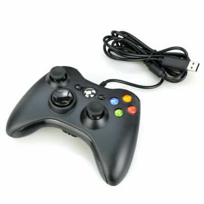 AU31.99 • Buy For Xbox 360 Wired Controller For Windows & Xbox 360 Console PC USB Wired New