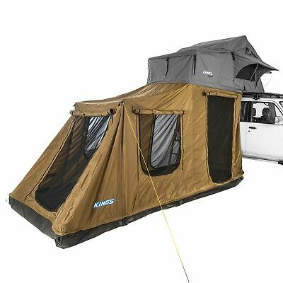 AU199 • Buy Adventure Kings Tourer Roof Top Tent 6 Person Annex ONLY Fully Waterproof