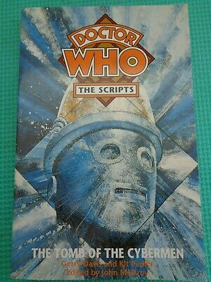 Doctor Who The Tomb Of The Cybermen The Scripts Series Paperback • 5.70£