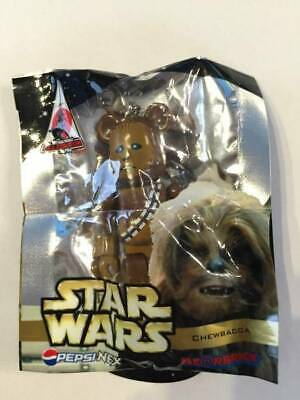 $26.96 • Buy Chewbacca Bearbrick Star Wars Pepsi Pvc Figure