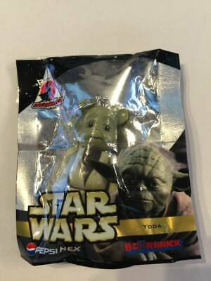 $26.96 • Buy Yoda Bearbrick Star Wars Pepsi Pvc Figure Sw