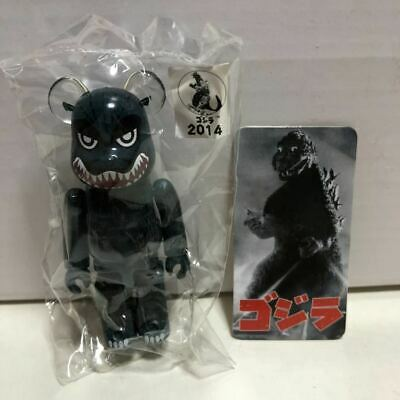 $64.37 • Buy Super Rare Bearbrick Series 28 Sf Godzilla Be Rbrick First Toho Special Effects