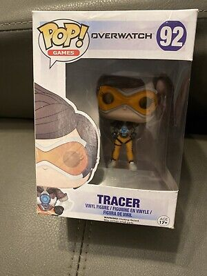 AU12 • Buy Overwatch Tracer (Posh) #92 - New Funko POP! Vinyl Figure