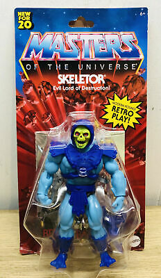 $24.95 • Buy Masters Of The Universe Origins Skeletor 5.5 Inch Action Figure - New Sealed