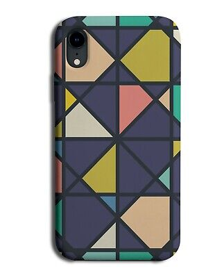 Colourful Mosaic Tiling Pattern Design Phone Case Cover Tiles Mosaics Print H399 • 9.99£