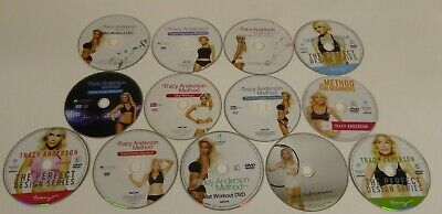Exercise & Fitness Tracy Anderson - Choose Your Disc • 2£
