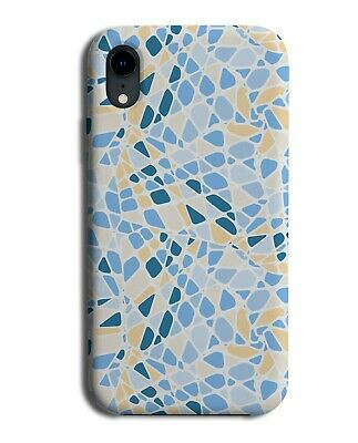 Mosaic Pattern Phone Case Cover Tiles Tile Vase Print Shapes Lines Theme L013  • 9.99£