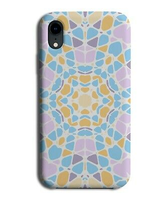 Girls Moroccan Mosaic Tiling Print Phone Case Cover Shape Scatters Girls L014  • 9.99£