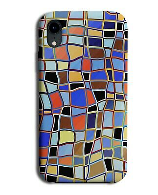 Mosaic Tile Printed Pattern Phone Case Cover Shapes Mosaics Tiles L019  • 9.99£
