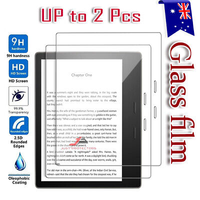 AU17.99 • Buy For Amazon Kindle Oasis 7 2019 Tempered Glass Anti Scratch Screen Protector Flim