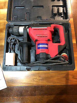 £59 • Buy Duratool Sds Drill With Case
