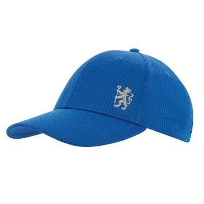 Chelsea FC Official Adults Men's Stretch Fit Football Cap Hat - Blue - New • 9.99£